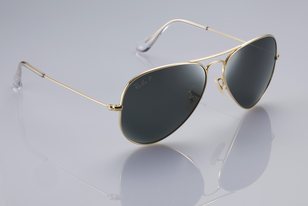 Ray-Ban Aviator Solid Gold_2