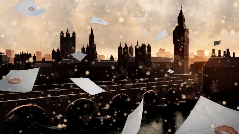 Burberry Kisses_London