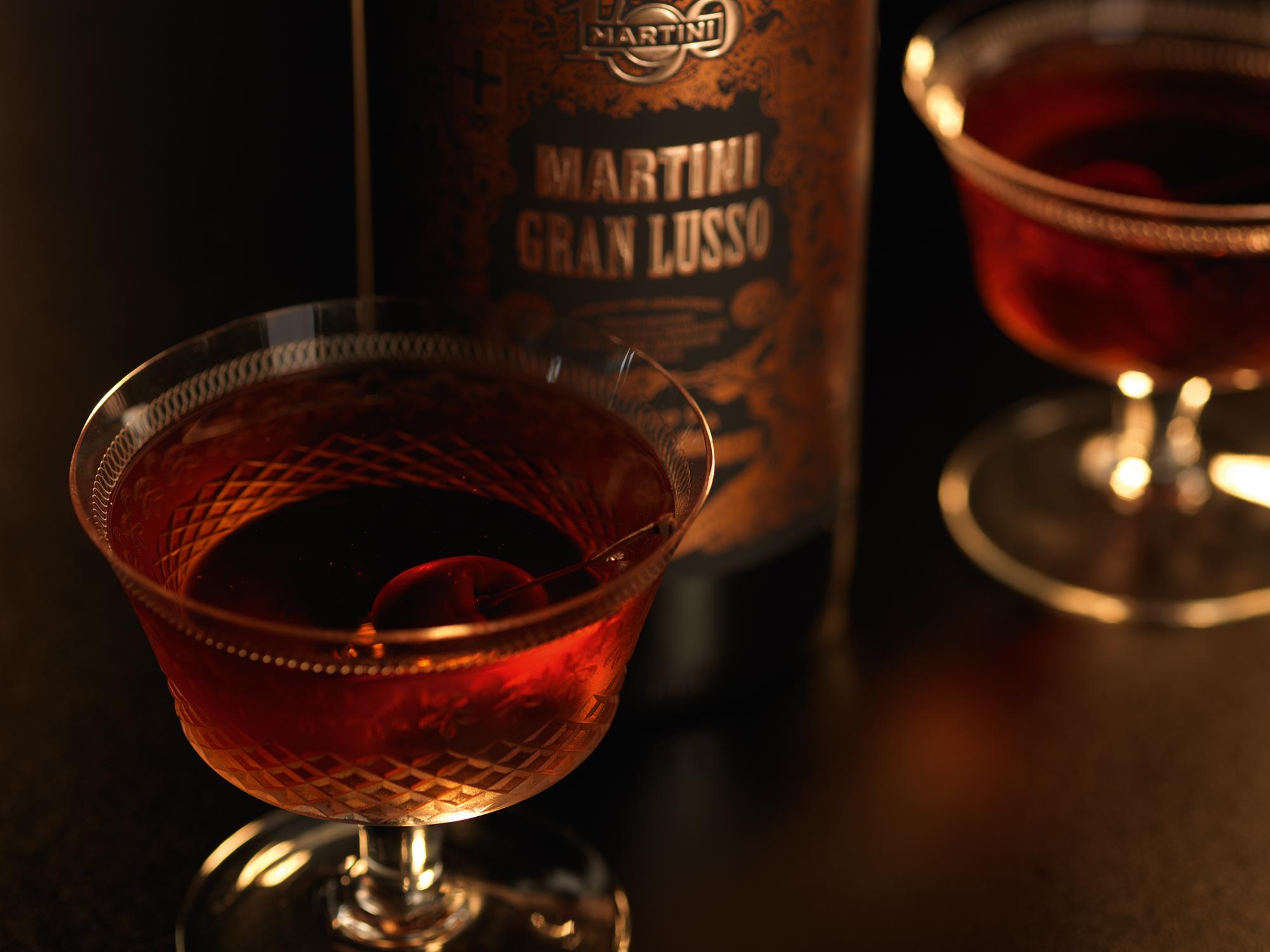 Martini Gran Lusso_Cocktail El Presidente