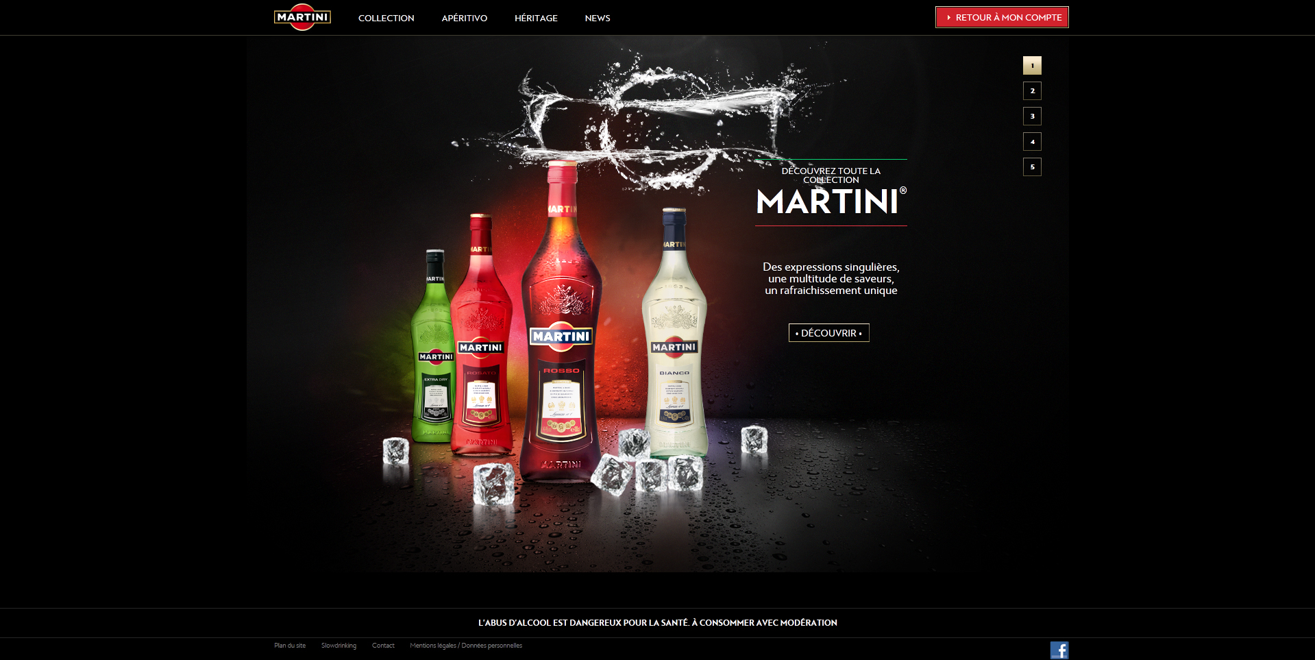 Martini.fr_Page d'accueil