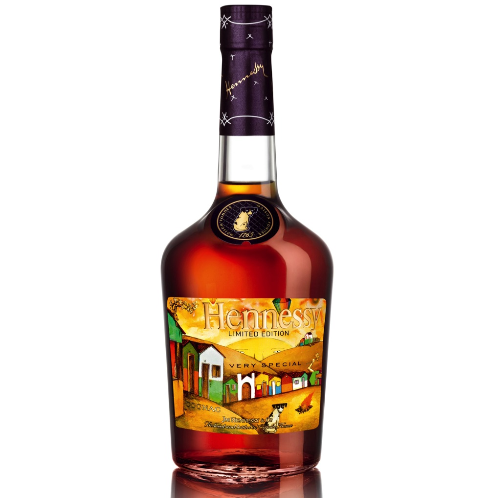 Hennessy Very Special Os Gemeos