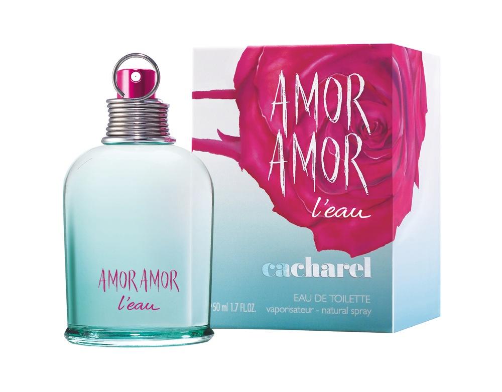Cacharel - Summer Splash - Amor Amor L'eau