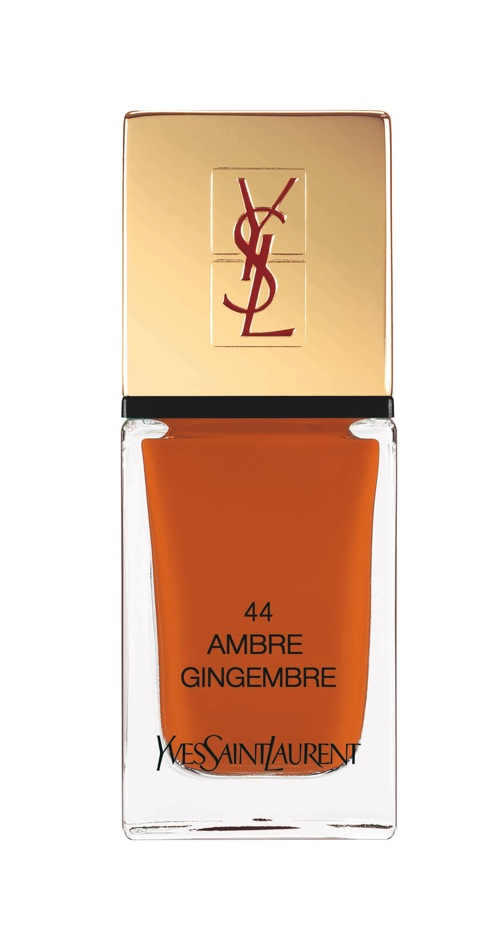 SPICY COLLECTION - YVES SAINT LAURENT - AMBRE GINGEMBRE
