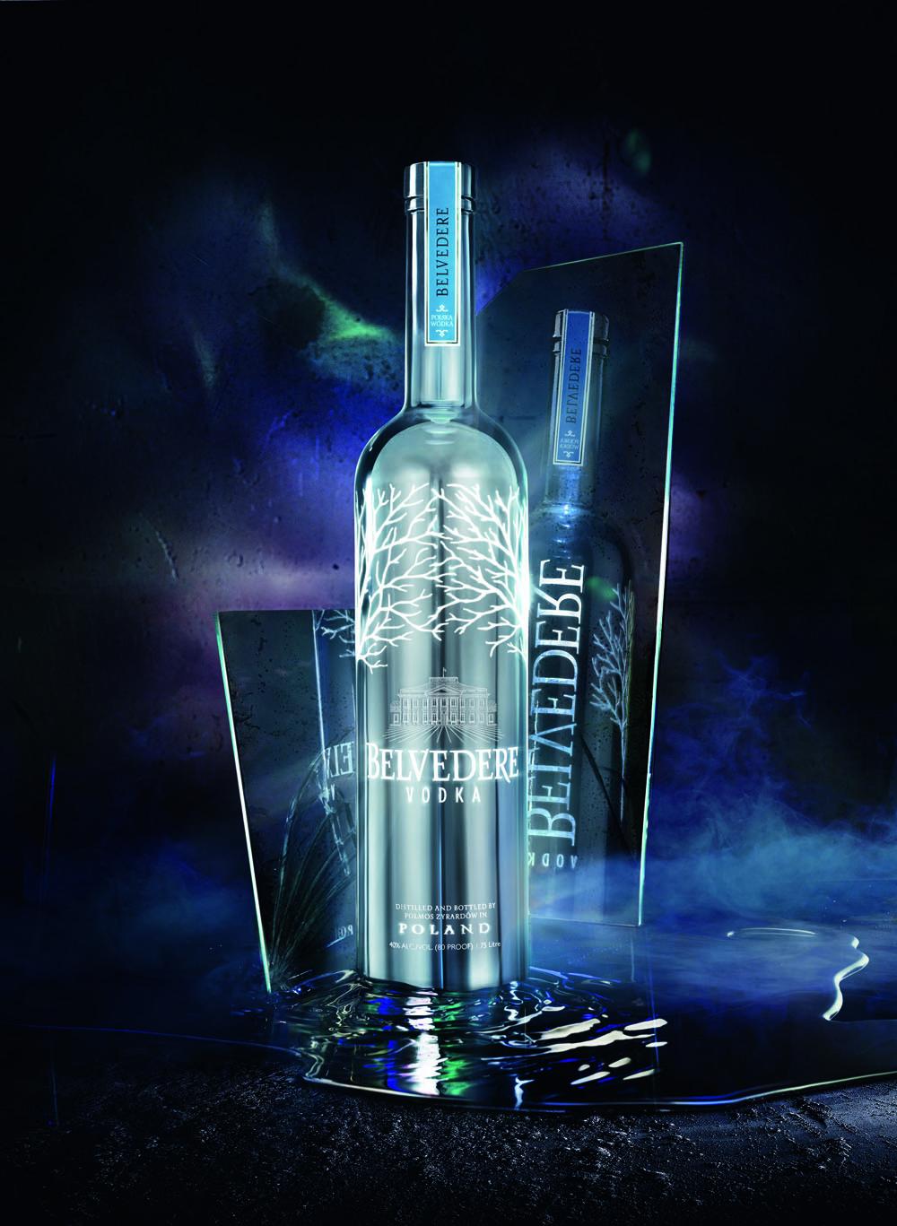 Belvedere Silver Laser