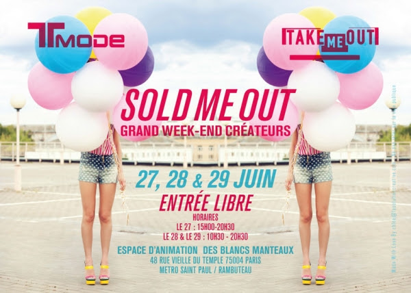Take me out_Les soldes