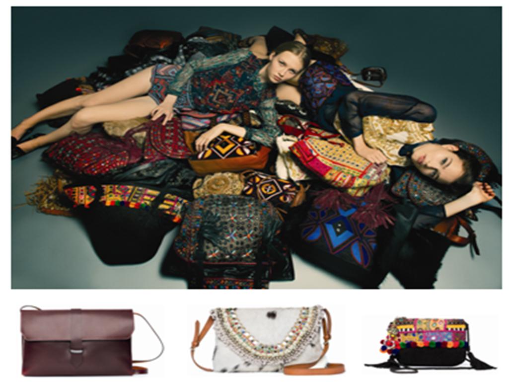 Antik Batik - Collection AH 2014-2015 - Sacs Vivi, Bjorn et Mausi