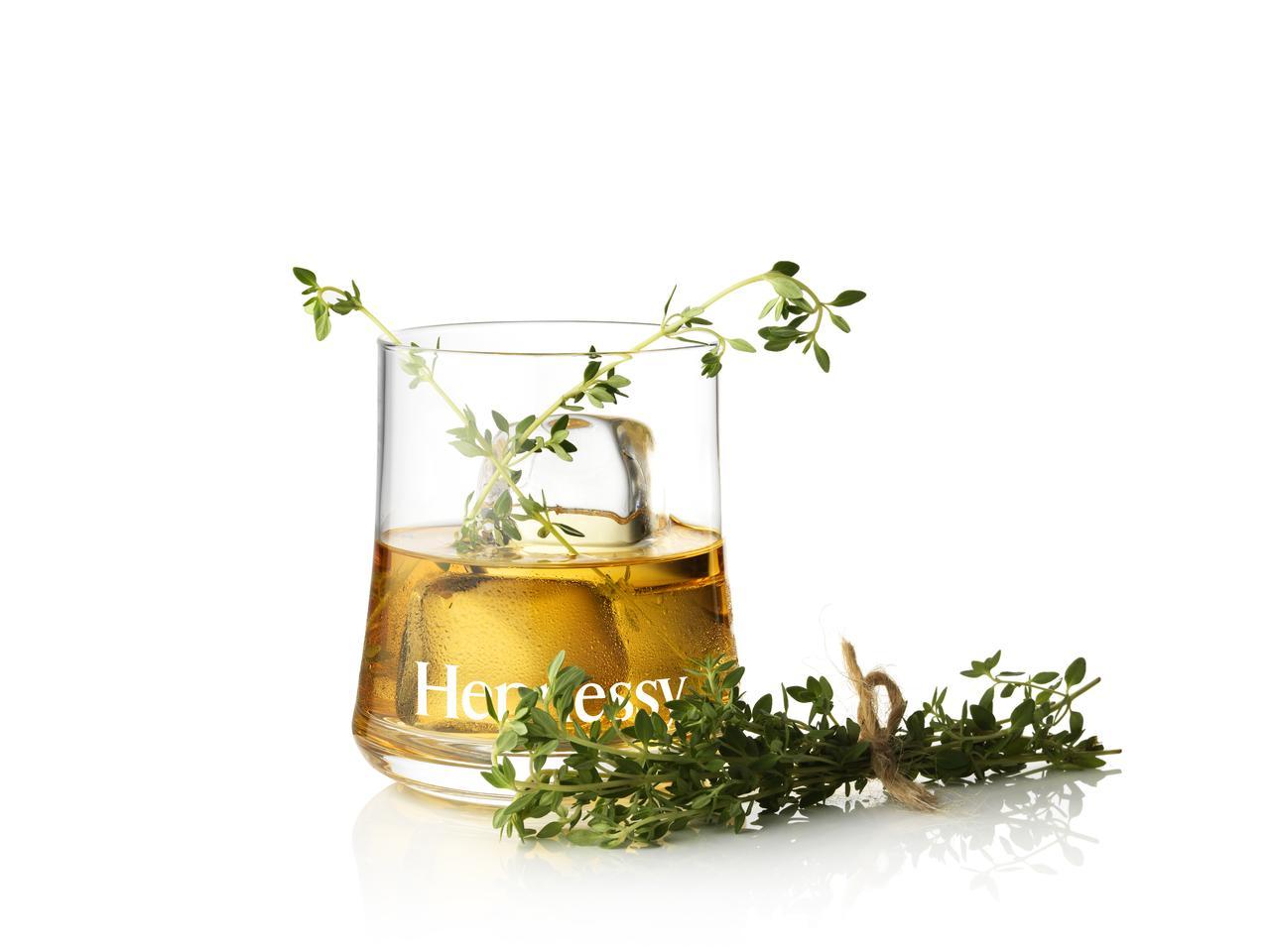 Hennessy - Fine de Cognac et thym citron