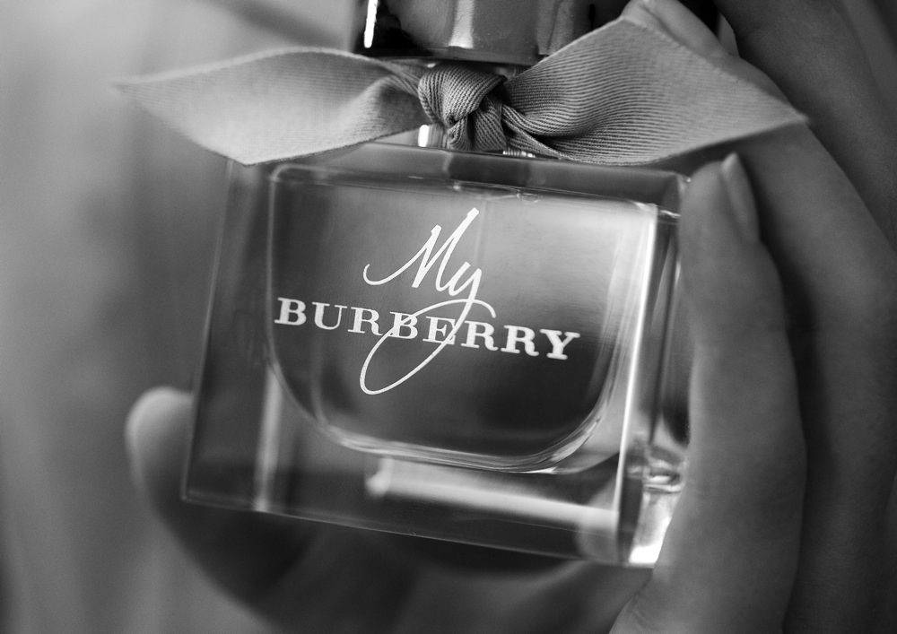 My Burberry - Behind the scenes
