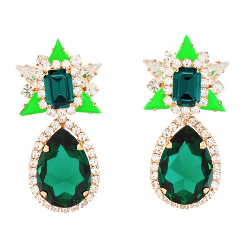Shourouk - BO Galaxy Neon Emerald