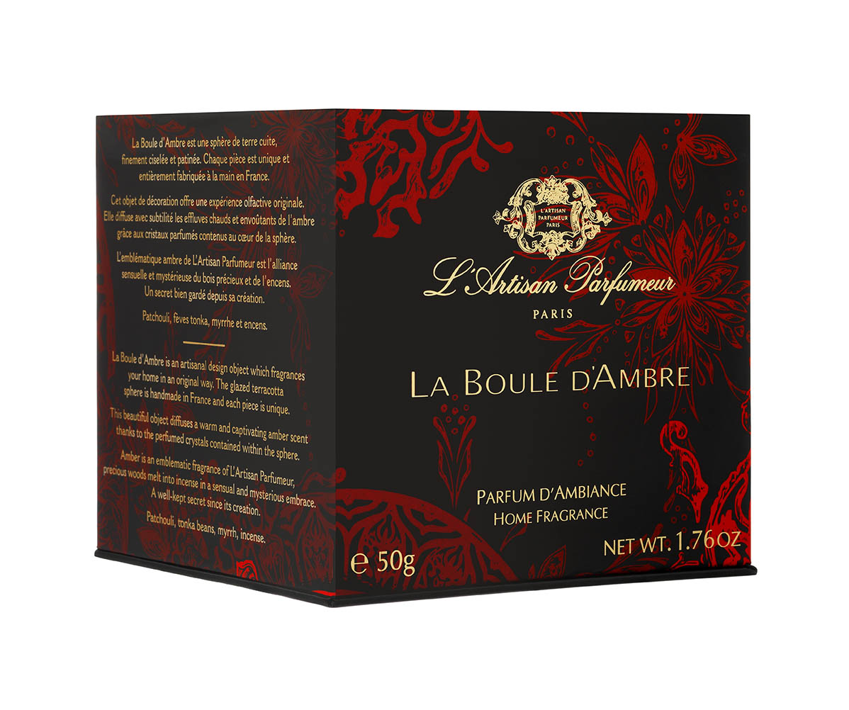 L'Artisan Parfumeur - Boule d'Ambre Box - 50g - 2