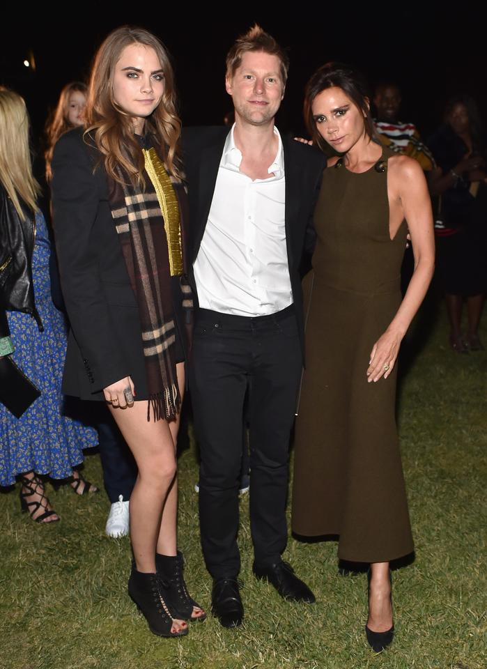 """Burberry """"London In Los Angeles"""" Event - Inside"""