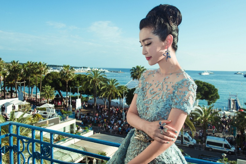 BingBing Li wears Cindy Chao The Art Jewel 04