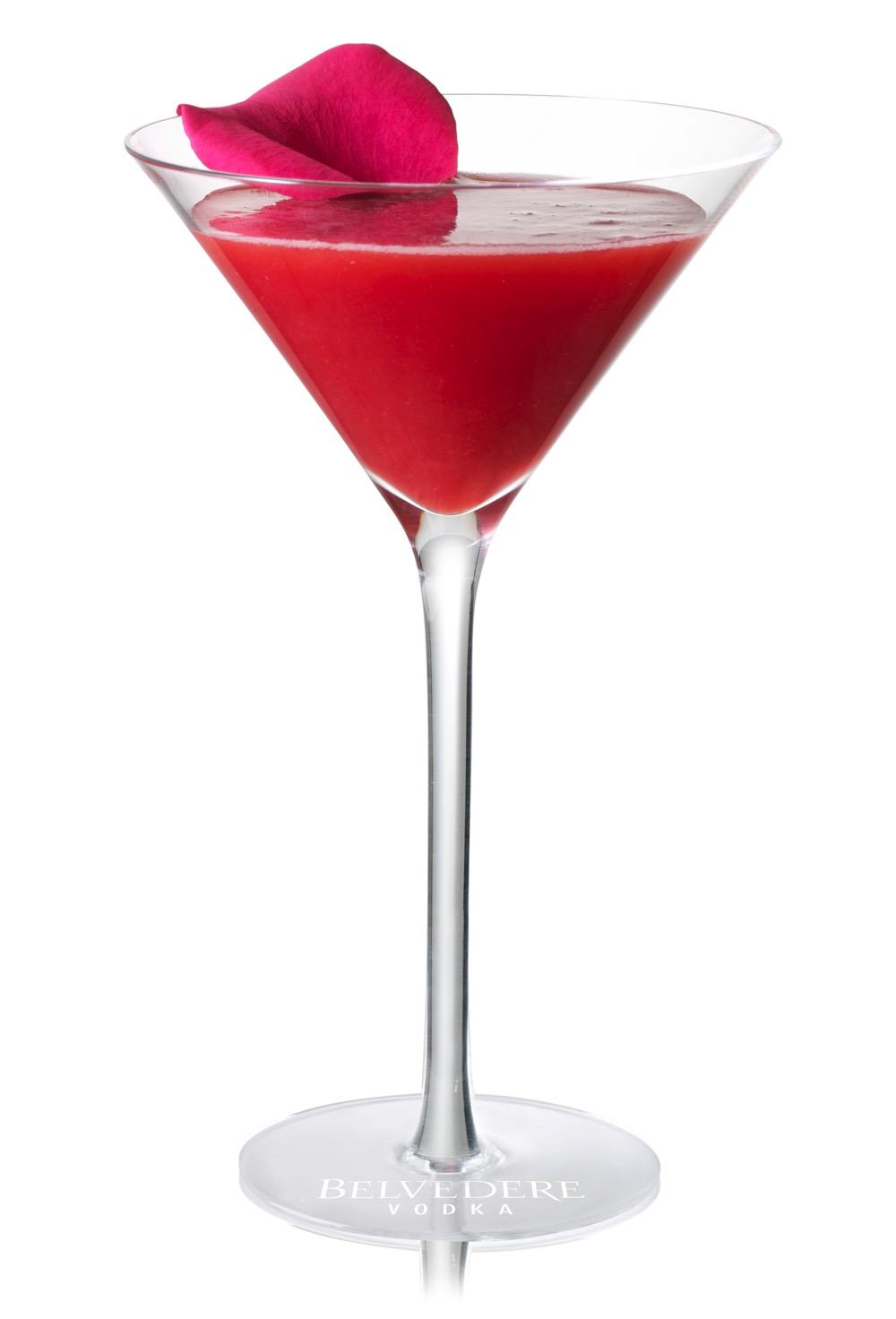 Belvedere Cocktail 2015 - Red Flamingo