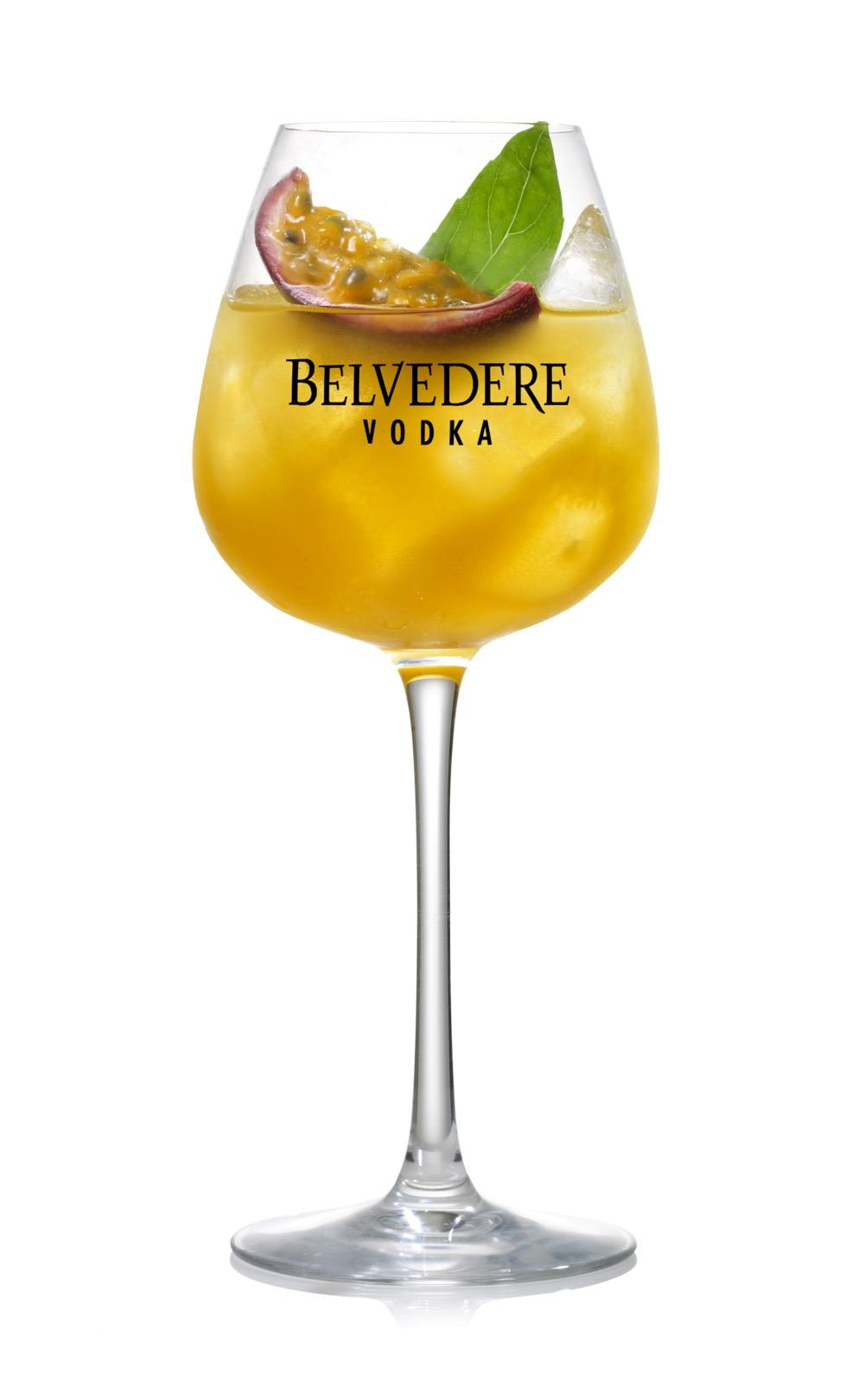 Belvedere Cocktail 2015 - Sunny Splash