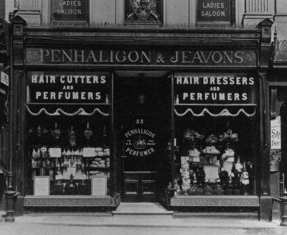 33 St James Street_Penhaligons & Jeavons