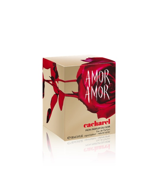 Amor Amor Parfum Du Soir Le Nouveau Parfum De Cacharel