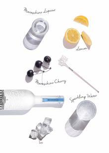 Cocktail Belvedere 2016_Cerise et Rose_1