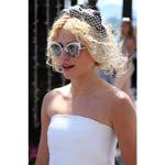 FENDI Eyeshine Sunglasses for Pixie Lott