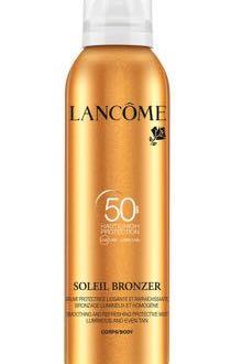 Lancôme_Soleil Bronzer brume pour le corps spf 50