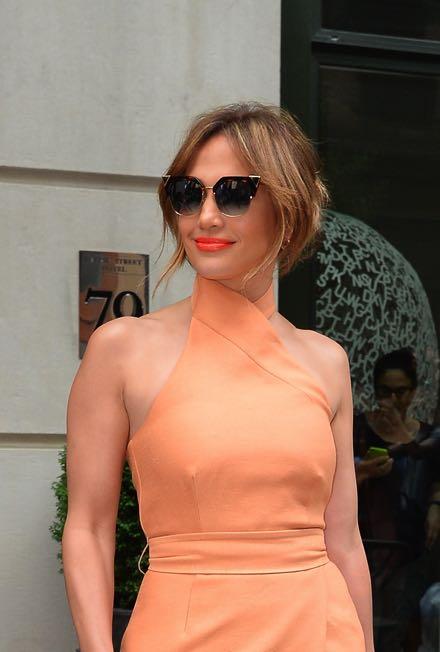 FENDI Iridia Sunglasses for Jennifer Lopez