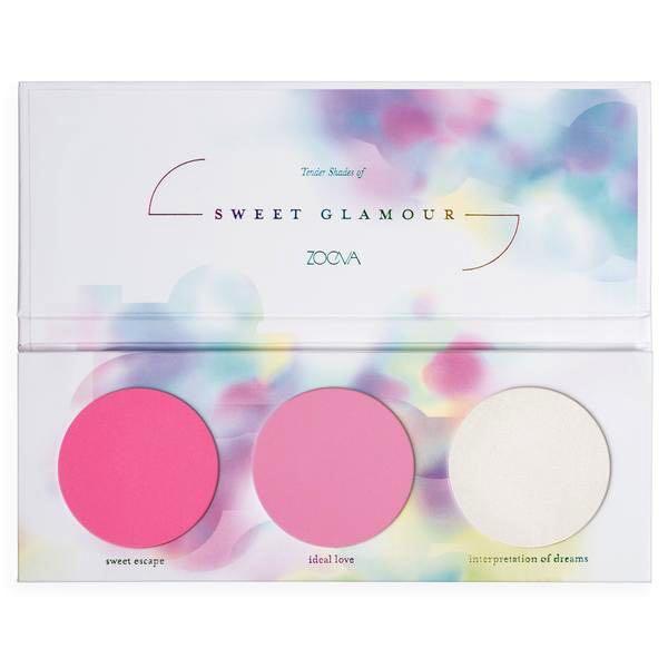 La Sweet Glamour Collection Des Palettes De Printemps Signées Zoeva