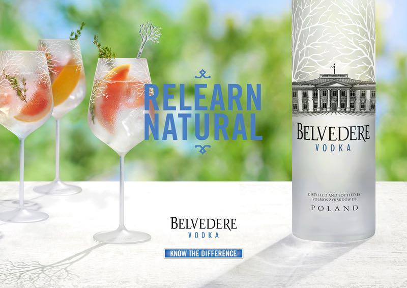 Les cocktails Belvedere Vodka s'invitent au Festival de Cannes