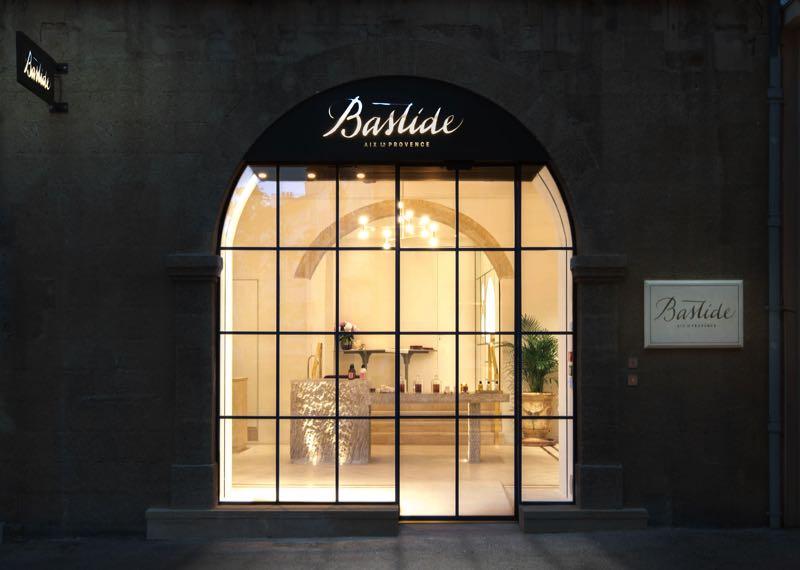 Ouverture d'une première boutique Bastide à Aix-en-Provence