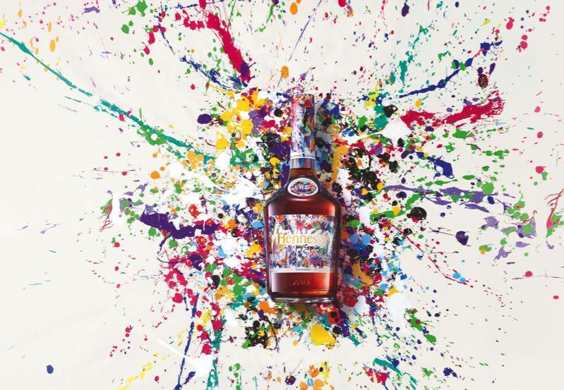 Édition limitée : Hennessy Very Special par JonOne