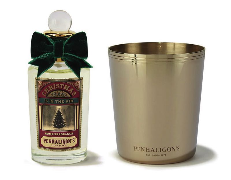 La collection Noël 2017 de Penhaligon's