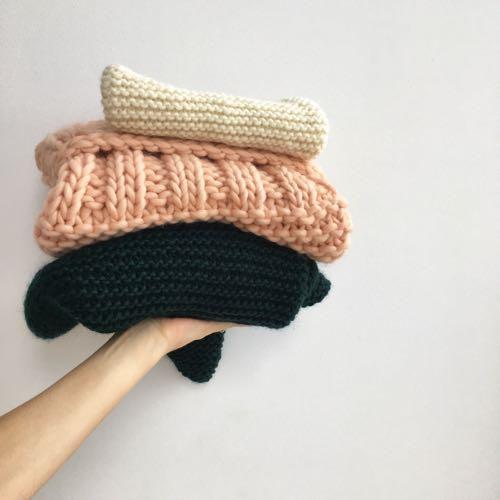 kit tricot mademoiselle sophie