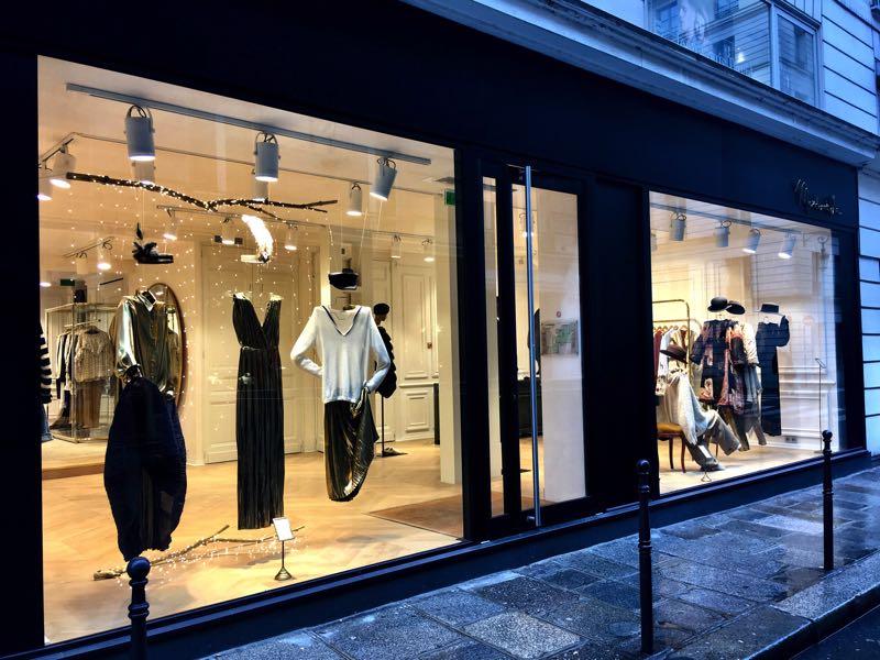 Ouverture d'une nouvelle boutique Mes Demoiselles à Paris