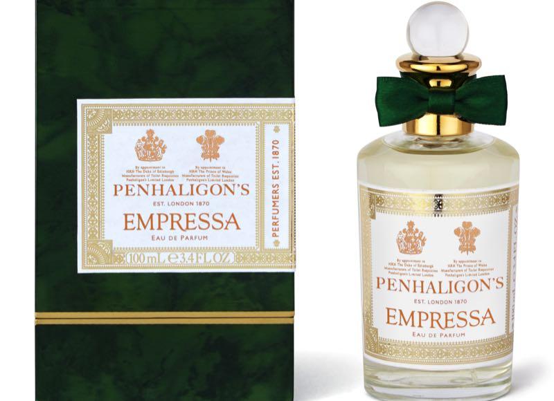 Lancement de l'eau de parfum «Empressa» de Penhaligon's