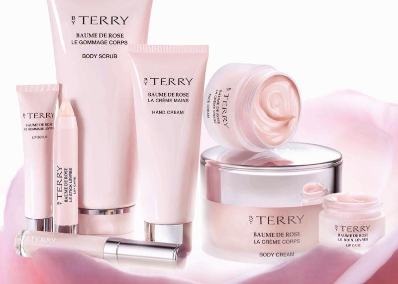 La collection Baume de Rose By Terry s'enrichit de trois nouveaux produits