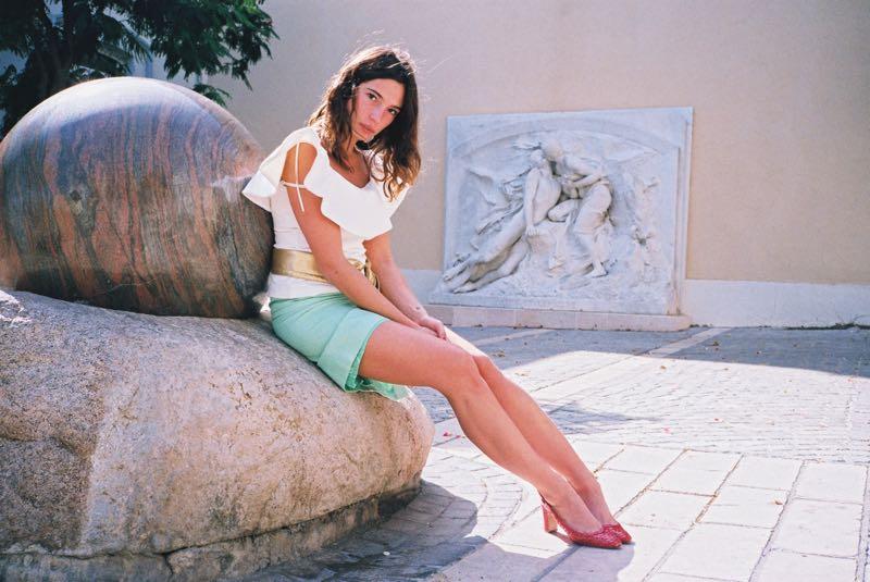 L'accessoire de l'été: l'escarpin «Sicile» de Carel