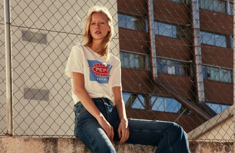 Édition limitée: une collection-anniversaire de tee-shirts pour les 45 ans de Pepe Jeans