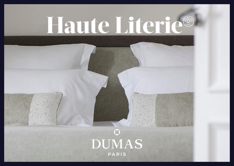 Dumas Paris : les couettes et oreillers de luxe