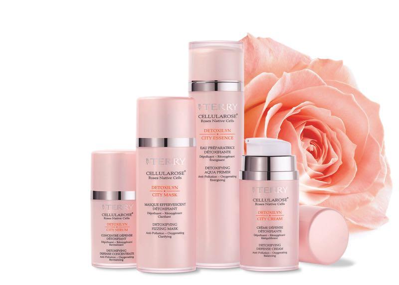 La nouvelle gamme de soins Cellularose® Detoxilyn By Terry : un rituel anti-pollution pour le visage