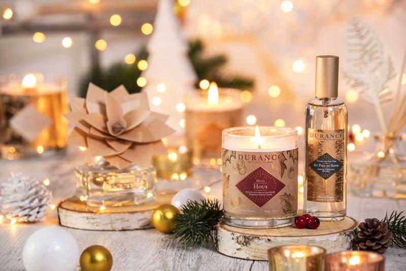 «Noël au Naturel», la collection de fêtes de fin d'année de la Maison Durance