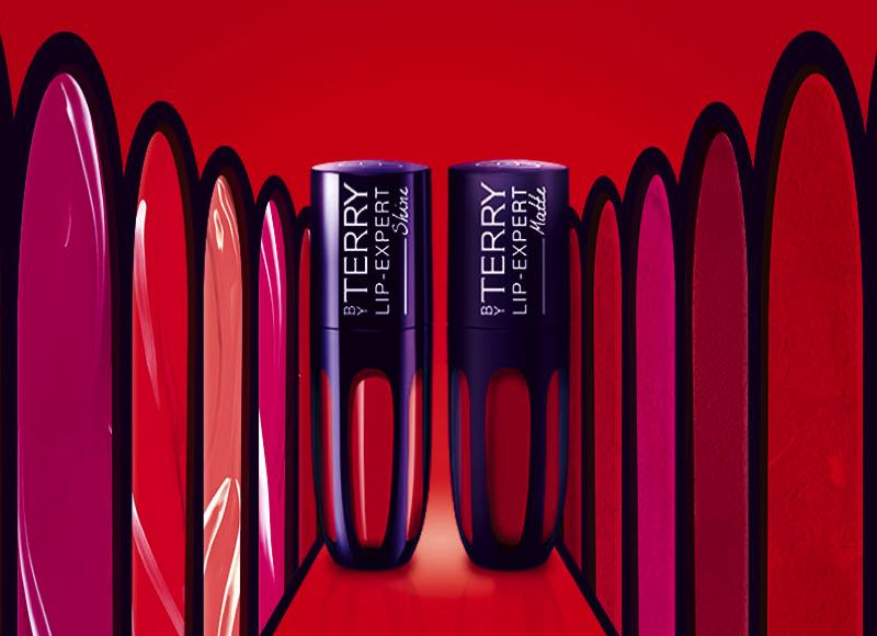 Lip-Expert Matte ou Lip-Expert Shine … By Terry mise sur la couleur avec son nouveau rouge à lèvres liquide