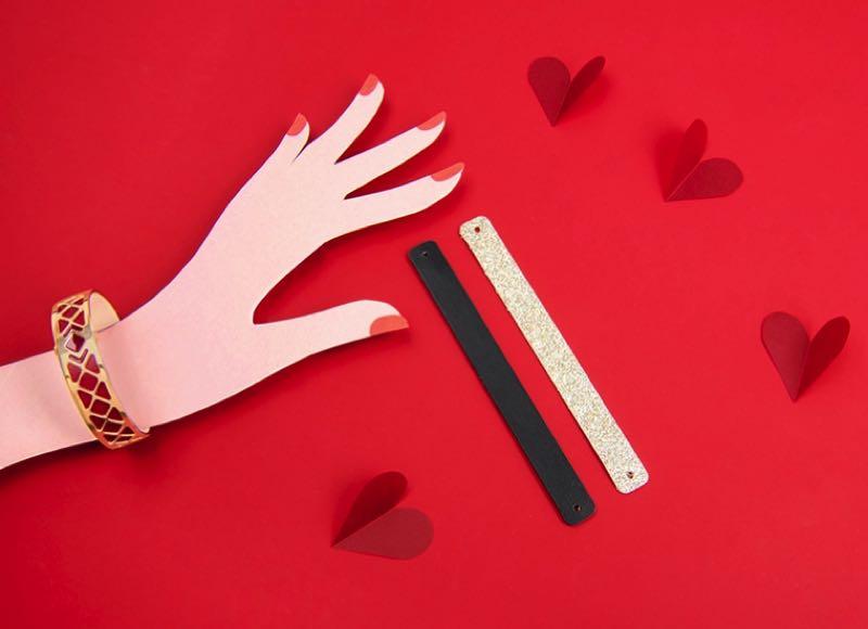L'amour toujours avec «Les Dentelles» et «Pont des Arts», des nouveautés signées Les Georgettes by Altesse