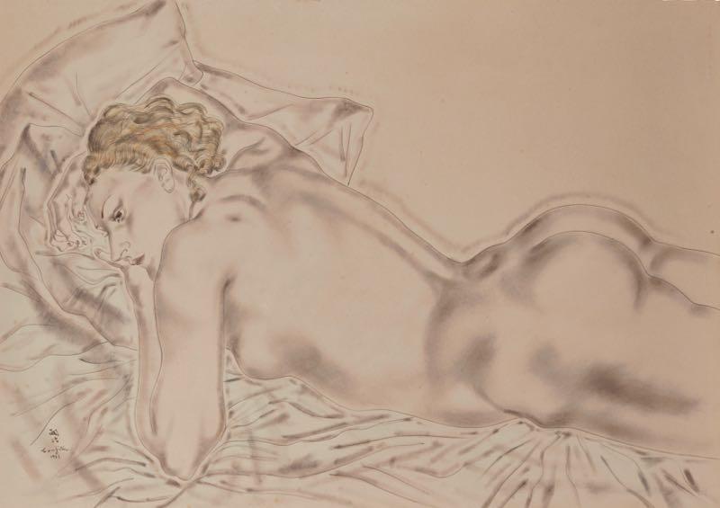 Phillips Paris présente l'exposition «Foujita/Sanyu : Muses et Modèles»