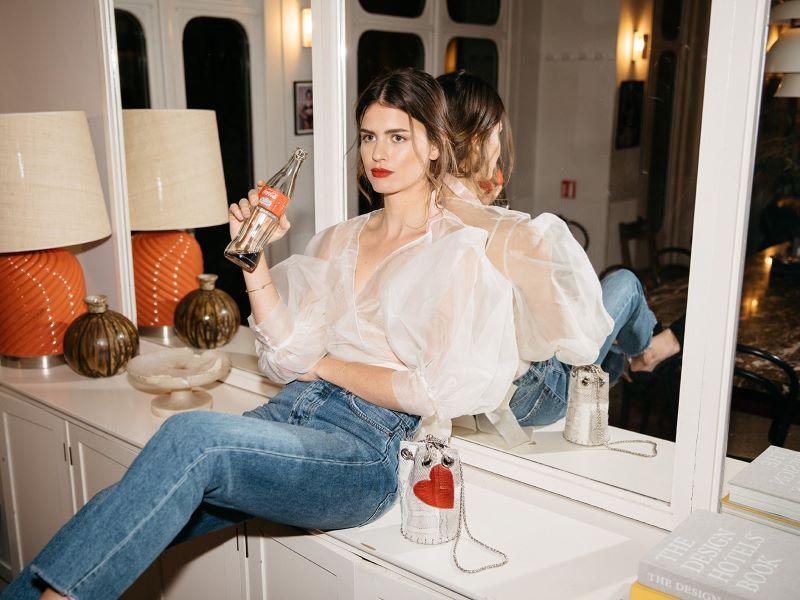Édition limitée : la collection de sacs Delafon Paris x Blanc Crème
