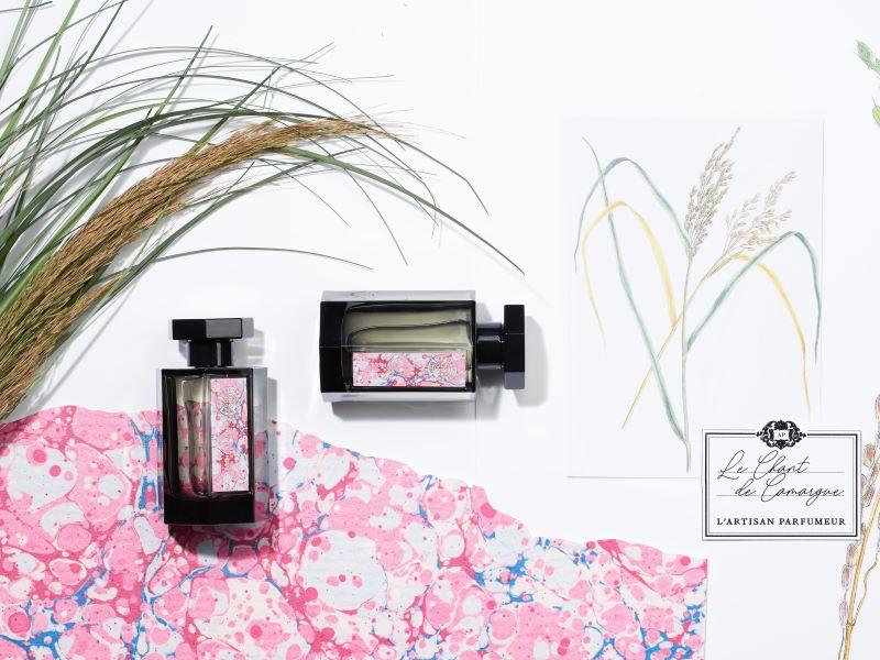 Nouveau chez L'Artisan Parfumeur : «Le Chant de Camargue», un parfum «Les Paysages»