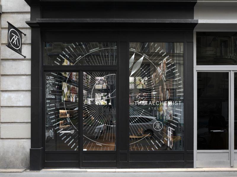 The Alchemist Atelier … quand art du parfum et technologie s'unissent pour une création sur-mesure