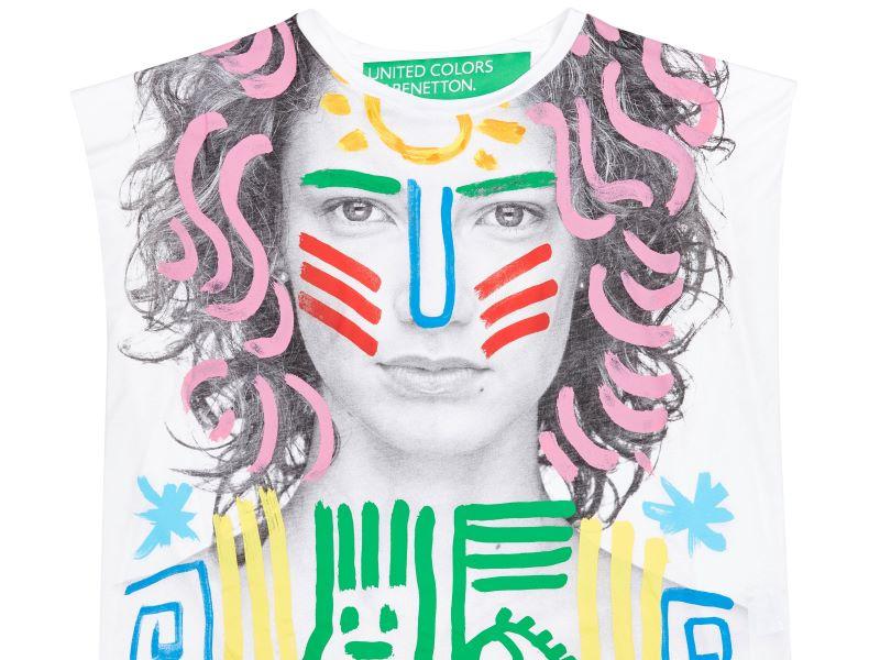 La première collection Automne-Hiver 2019 de Jean-Charles de Castelbajac pour la marque United Colors of Benetton
