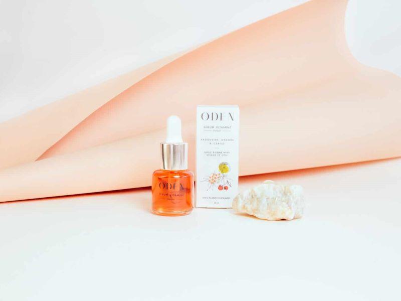 Prolonger la bonne mine de l'été avec le «Sérum Vitaminé» Oden