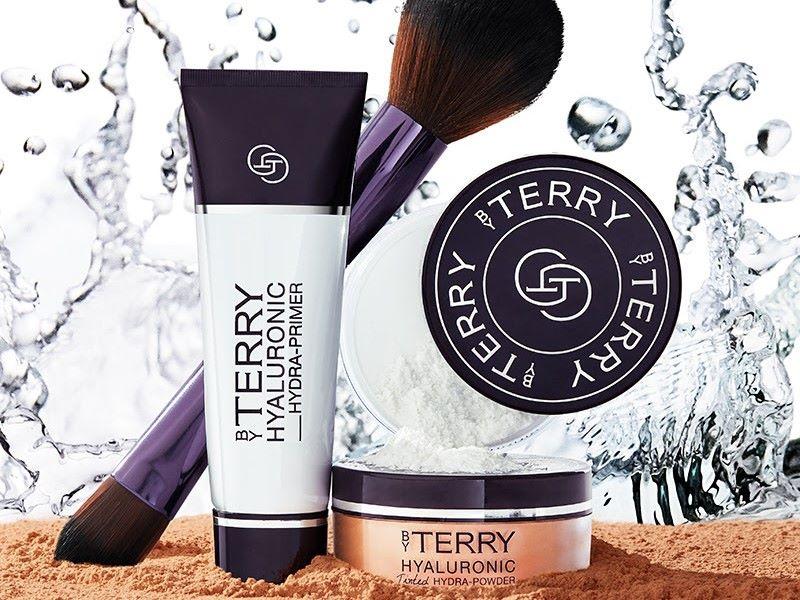 La nouvelle collection Hyaluronic de By Terry ou le rituel «maquillage-soin» pour une peau parfaite