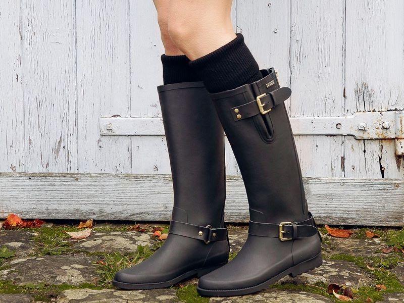 «Juliette», les bottes Les Tropéziennes par M.Belarbi qui vont vous faire aimer la pluie