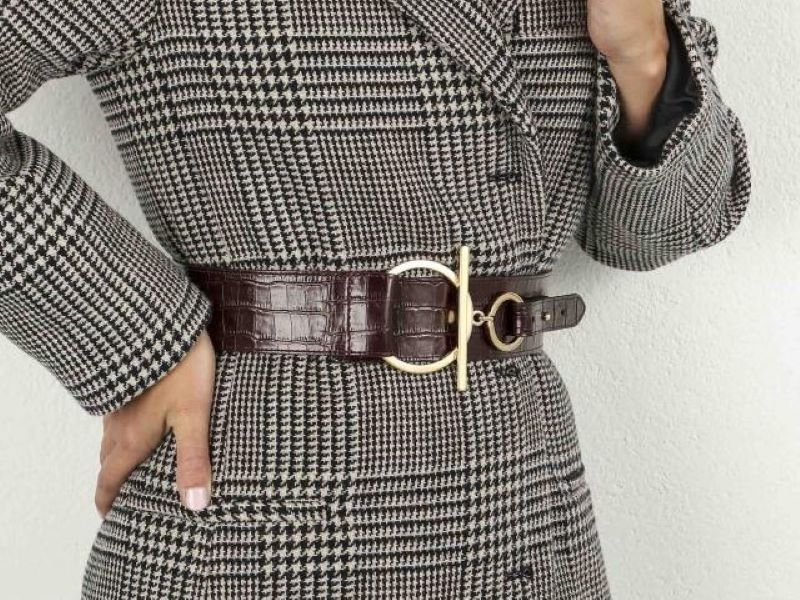 Must-Have : une ceinture Maison Boinet