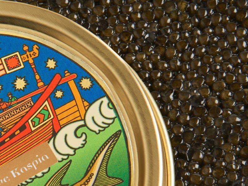 Accord caviars et champagnes : quand Caviar Kaspia s'associe à Dom Pérignon lors d'un pop-up aux Galeries Lafayette Paris Haussmann
